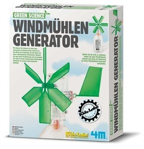 HCM 63267 - Green Science: Windmühlen Generator