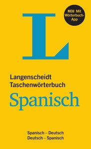 Langenscheidt Taschenwörterbuch Spanisch - Buch und App