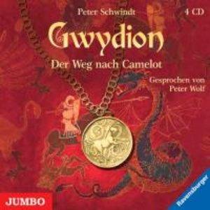 Gwydion 01. Der Weg nach Camelot. CDs