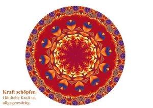 Mandalas (Posterbuch DIN A3 quer)