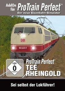 ProTrain Perfekt AddOn TEE Rheingold
