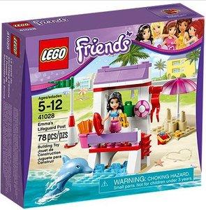 LEGO® Friends 41028 - Emmas Einsatz am Strand