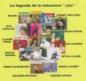 "Le Legende De La Naissance ""Yeye""-Papersleeve"