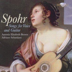 Spohr: Lieder für Stimme und Gitarre