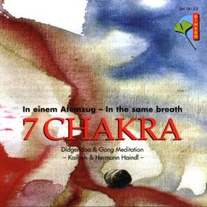 7 Chakra-Didgeridoo & Gong-Med.