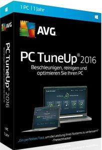 AVG TuneUp 2016 (1 PC)