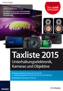 Taxliste 2016
