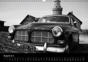 Cale, R: Klassische Automobile (Wandkalender 2015 DIN A3 que