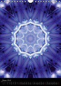 Mandala - Esoterik & Meditation (Wandkalender 2016 DIN A4 hoch)