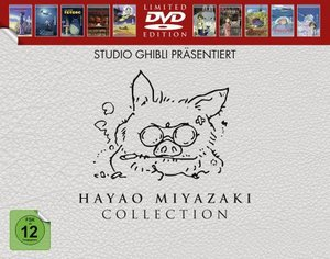 Hayao Miyazaki Collection (Limited Edition)