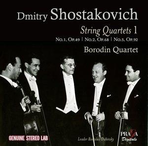 Streichquartette 1
