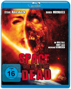 Space of the Living Dead (Blu-ray)