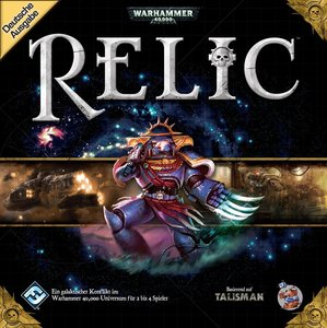 Heidelberger HE475 - Relic, Strategiespiel