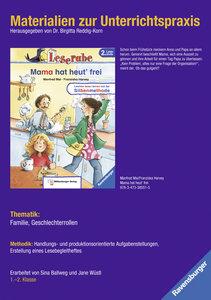 Materialien zur Unterrichtspraxis - Mai: Mama hat heut' frei