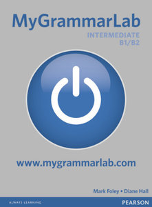 MyGrammarLab Intermediate without Key and MyLab Pack