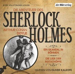 Die Abenteuer des Sherlock Holmes. Ein Skandal in Böhmen & Die L
