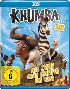 Khumba (Blu-ray 3D)