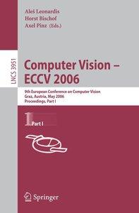 Computer Vision -- ECCV 2006 /1