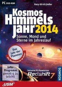 Kosmos Himmelsjahr 2014