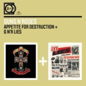2 For 1: Appetite For Destruction/GN'r Lies (JC)
