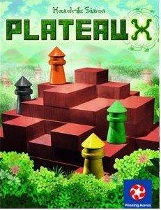 Winning Moves 20813 - Plateau X