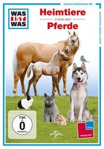 Was Ist Was - Heimtiere / Pferde