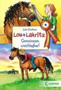 Lou & Lakritz. Gemeinsam unschlagbar!