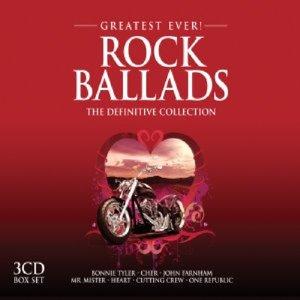 Rock Ballads Greatest Ever