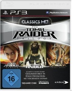 Tomb Raider Trilogy - Software Pyramide