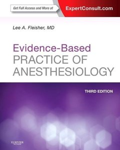 Evidence-Based Practice of Anesthesiology