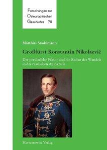 Großfürst Konstantin Nikolaevic