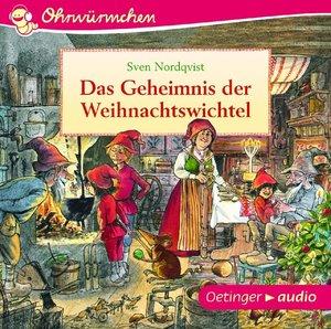 Ohrwürmchen Weihnachtswichtel im Winterwald CD