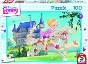 Prinzessin Emmy: Vor dem Schloss. Puzzle