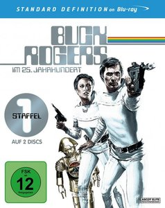 Buck Rogers-Staffel 1-Blu-ray Disc
