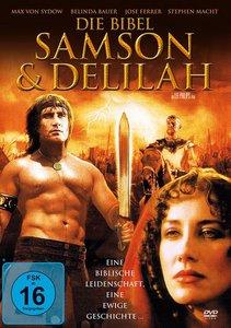 Die Bibel-Samson&Delilah