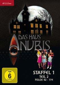 Das Haus ANUBIS - Staffel 1.2 (Folge 62-114)