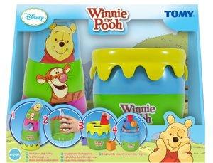 TOMY Disney baby Honigtöpfchen-Steckspielzeug