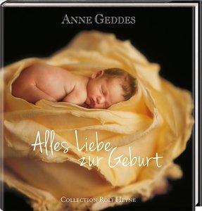 Geddes, A: Alles Liebe zur Geburt (gold)