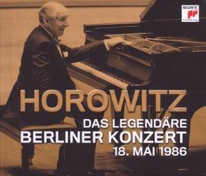 Das legendäre Berliner Konzert 1986/Konzertfassung