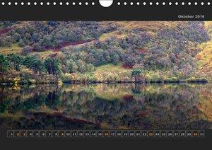 Schottland - Land der Legenden (Wandkalender 2016 DIN A4 quer)