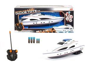 Dickie Spielzeug 201119548 - RC Boot Sea Lord, 2-Kanal Funkferns