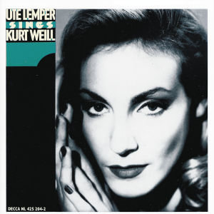 Ute Lemper Sings Kurt Weill