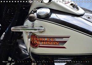 Harley Davidson WLA 750 (Wandkalender 2016 DIN A4 quer)