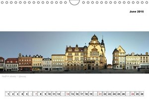 Europe Panorama 2015 / UK-Version (Wall Calendar 2015 DIN A4 Lan