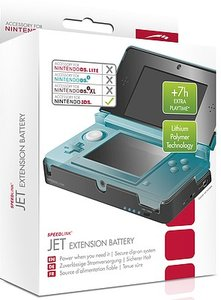 Speedlink SL-5315-GY JET Extension Battery - Zusatz Akku für Nin