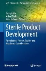 Sterile Product Development
