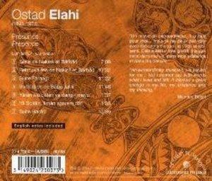 Presence-Oriental Tanbur Lute
