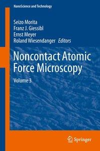 Noncontact Atomic Force Microscopy 03