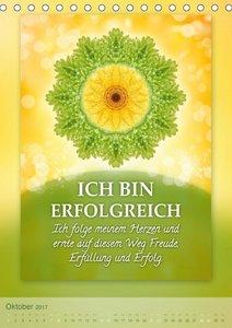 ICH BIN Licht und Liebe - Kalender (Tischkalender 2017 DIN A5 ho