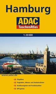 ADAC TaschenAtlas Hamburg 1 : 20 000